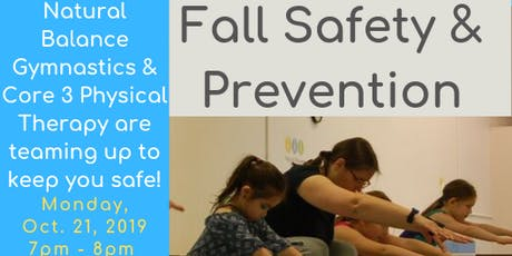 Fall Safety & Prevention tickets