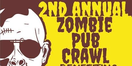 ZOMBIE PUB CRAWL tickets