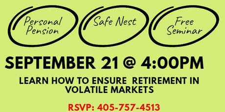 Retirement Planning in Volatile Markets tickets
