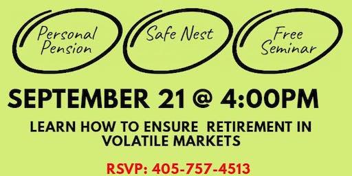 Retirement Planning in Volatile Markets