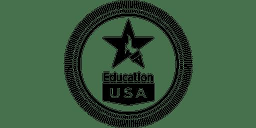 Charla informativa: Oportunidades de estudio en Estados Unidos 14 de octubre