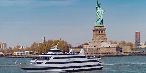 2019 NYPNU Statue of Liberty Lunch Cruise!