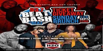 Beat Bash Ticket Hit with DJ Shante