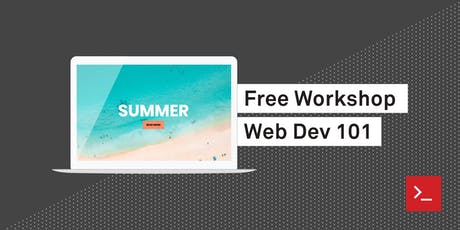 Web Dev 101 at HackerYou tickets