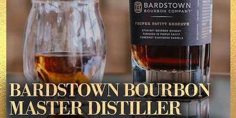 Bardstown Bourbon - Bottle Signing w/ Master Distiller Steve Nally tickets