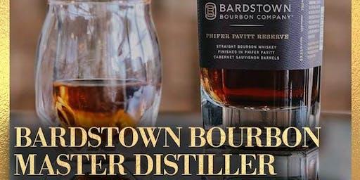 Bardstown Bourbon - Bottle Signing w/ Master Distiller Steve Nally