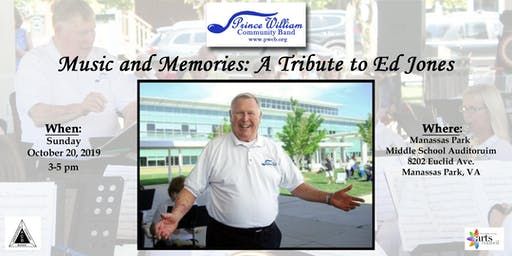 Music and Memories: A Tribute to Ed Jones