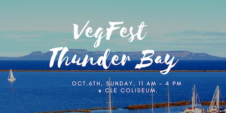 VEGFEST THUNDER BAY tickets