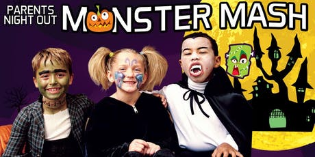 PMA Parent's Night Out: Monster Mash tickets