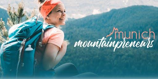 munich mountainpreneurs // Wanderung von Gmund zum Schliersee