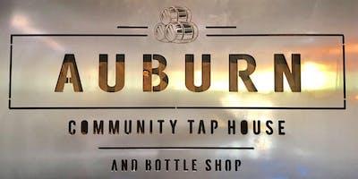 Auburn Community Tap House Live Music W/Hans Anderson