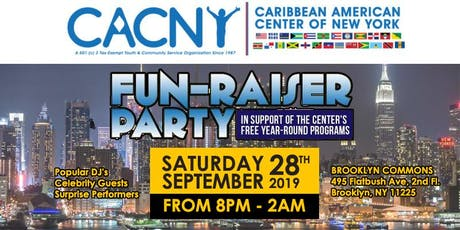 CACNY FUN-RAISER PARTY 2019 tickets