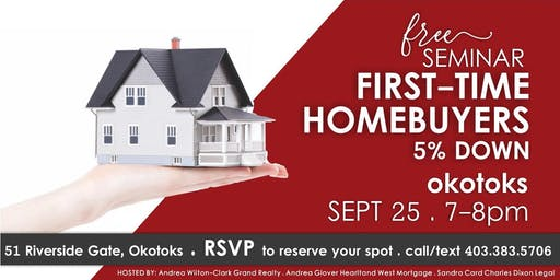 First-Time Homebuyers Seminar
