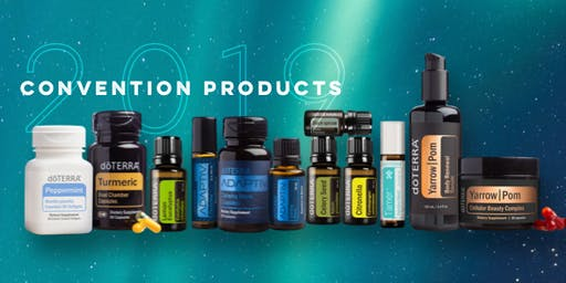 doTERRA New Product Reveal