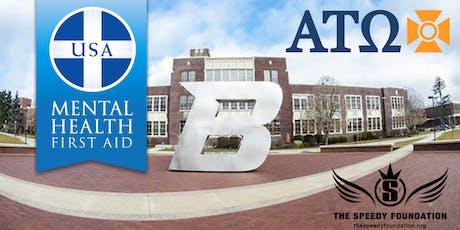 Mental Health First Aid - Higher Education | Boise, ID (1 day training, Nov. 13: 8:30-5:00) tickets