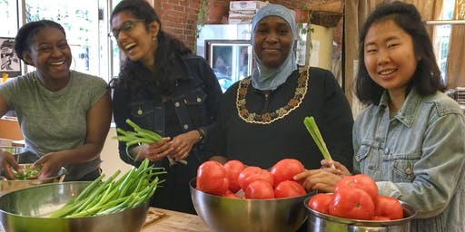 Sanctuary Kitchen Fall Volunteer Orientation