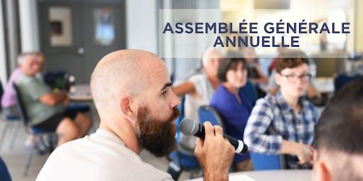 Assemblée générale annuelle de Rando Québec 2019