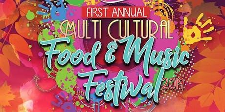 Volunteers Needed: Multicultural Food & Music Festival tickets
