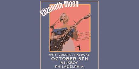 Elizabeth Moen tickets