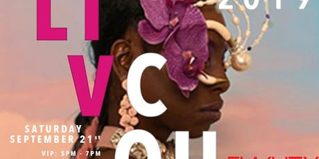 L I V COUTURE Fashion & Arts Exhibit tickets