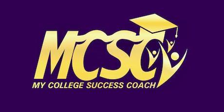 My College Success Workshops - Preparing and Empowering High School Seniors tickets