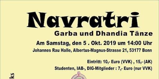 Navratri - Garba and Dhandia Dances in Bonn