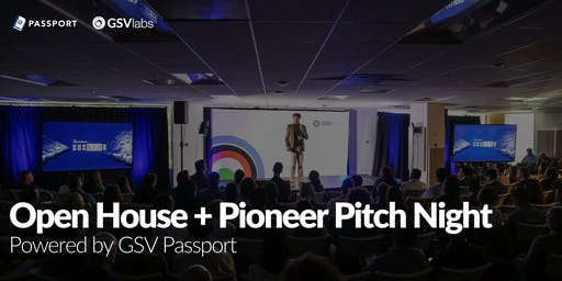 GSVlabs Open House & Pitch Night
