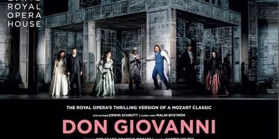Live opera | Don Giovanni