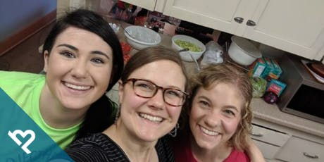 Volunteer with Project Helping to Make and Serve Lunch for the Community (CHARG Resource Center)  tickets