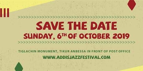 Addis Jazz Festival tickets