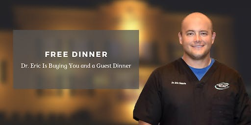 Pain Free Naturally | FREE Dinner Event with Dr. Eric Nepute