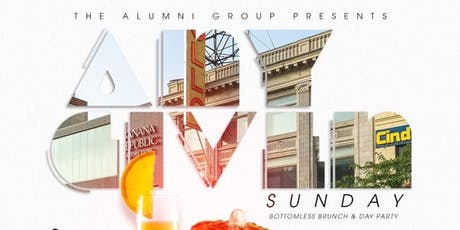 Any Given Sunday Brunch & Day Party - Harlem Sunday Fun Day tickets