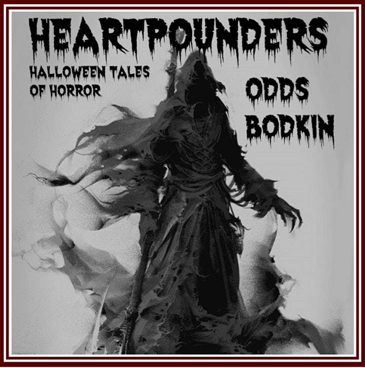 Heartpounders: Halloween Tales of Horror with Odds Bodkin image