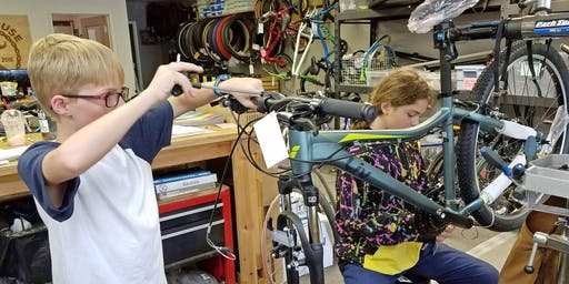 Trips for Kids Mid-Columbia Bike Build