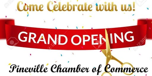 Grand Opening of Pineville NC Chamber of Commerce