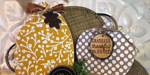 Pumpkins Pumpkins Everywhere-Create your own beautiful Fall display
