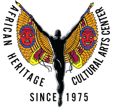 African Heritage Cultural Arts Center logo
