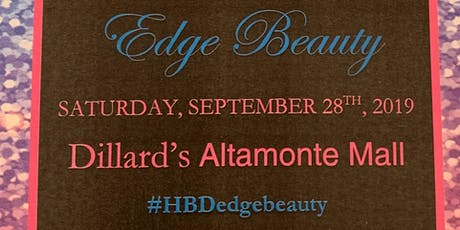 Edge Beauty Birthday Bash!! tickets