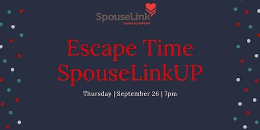 SpouseLinkUP: Escape Time Night
