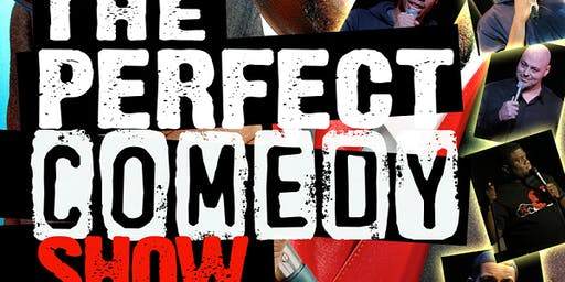 The Perfect Comedy Show at Suite Lounge