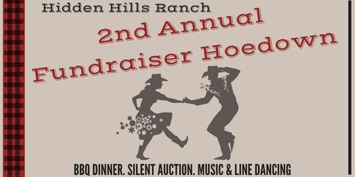 2nd Annual Fundraiser Hoedown