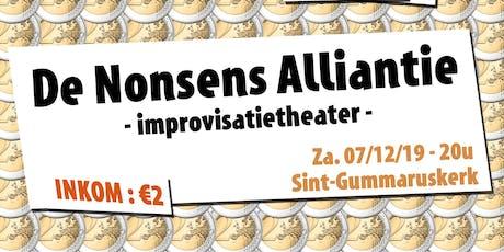 De Nonsens Alliantie tickets