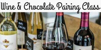 for Singles Wine/Chocolate Pairing  Mixer