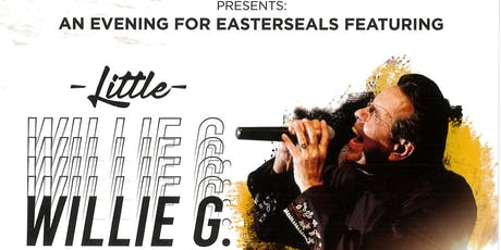 Century 21 Peak presents Little Willie G. - An Evening for Easterseals tickets