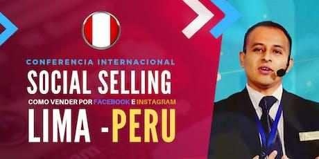 """Conferencia Internacional """"SOCIAL SELLING"""" entradas"""