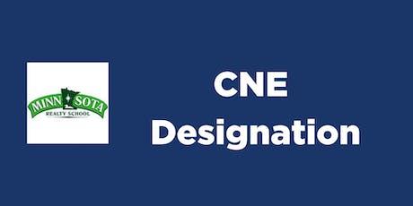 Real Estate Certified Negotiation Expert Designation (CNE) tickets