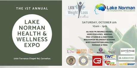 Lake Norman Health & Wellness Expo 2019 tickets