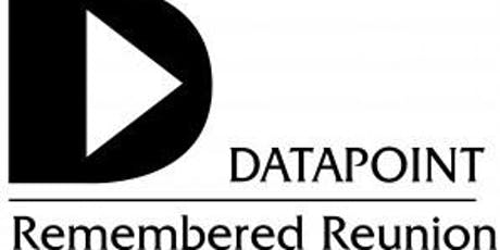 Datapoint Remembered Reunion 2019 tickets