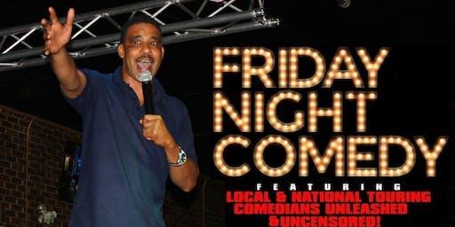 Friday Night Comedy @ Oak Lounge