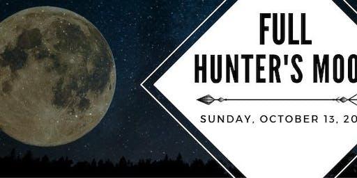Ecstatic Dance Gathering - Full Hunter's Moon
